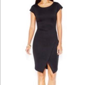 Bar III Envelope Scuba Dress